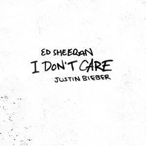 ED SHEERAN I don't care FEAT. JUSTIN BIEBER