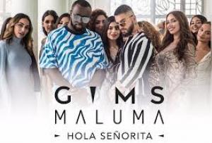 GIMS Hola Senorita FEAT. MALUMA